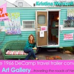 Kristina Wetzel Mobile Art Gallery 1